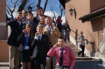 LHS DECA Award Winners